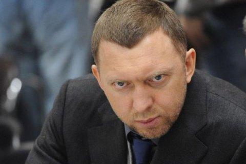 Дерипаска подав позов проти відібраного в нього ЗАлКу на $39 млн