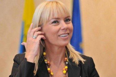 Єврокомісар Беньковська відвідає Україну 27 березня