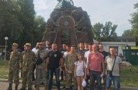 Владимир Тесля призвал украинцев объединяться перед внутренней угрозой Украинской государственности