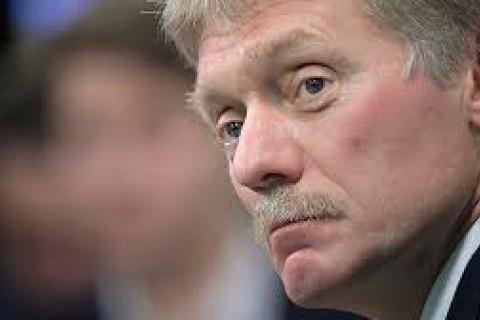 У Кремлі заявили, що доленосного прориву на нормандській зустрічі не відбулося