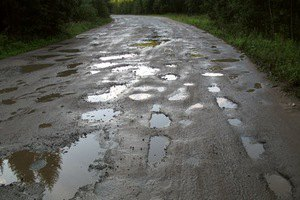 Украина занимает 137 место в мире из 144 по качеству дорог