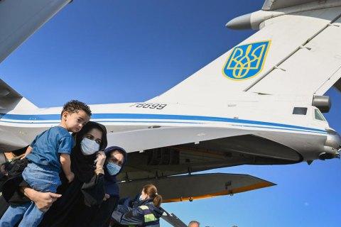 Україна вивезла з Афганістану понад 250 українців та іноземців, - Кулеба