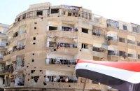Сирійська армія увійшла в місто Манбідж біля кордону з Туреччиною