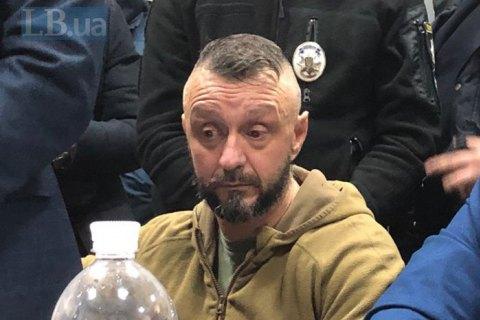 Віцепрезидент ПДМШ Гагаєв повідомив про спробу провести слідчий експеримент з Антоненком