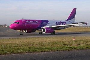 Wizz Air открывает рейс из Киева в Барселону