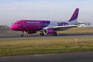 Wizz Air начала летать из Украины в Грузию