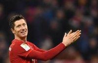Левандовський встановив новий голеадорний рекорд Бундесліги