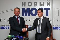 Мэр Днепропетровска себя усилил