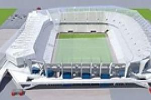 Строительство стадионов в Харькове и Львове может получить финансирование на этой неделе