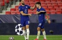 """Челси"" установил рекорд для английских команд в Лиге чемпионов"