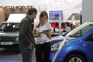 Автопродажи в Украине резко начали расти