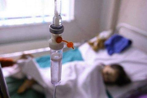 В Закарпатской области двоих детей после колядования госпитализировали с алкогольным отравлением