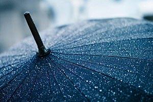 Завтра в Києві пройдуть дощі з грозами