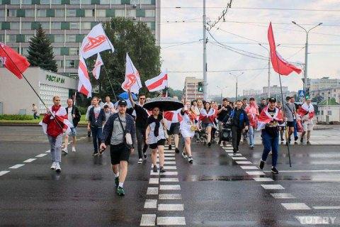 Белорусы начали создавать отряды самообороны