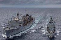 Американские военные корабли впервые за 30 лет вошли в Баренцево море