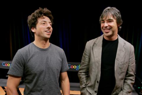 Засновники Google Пейдж і Брін відійдуть від керівництва Alphabet