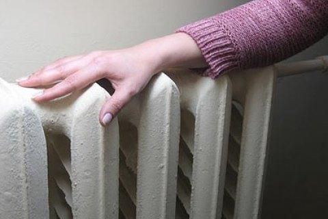У Києві почали давати тепло в будинки