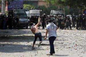 В Египте возобновились погромы: есть жертвы