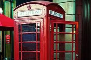 В Лондоне продают телефонные будки