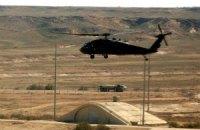Боевики сбили военный вертолет на севере Ирака