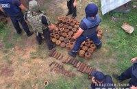 У деда, внуки которого погибли при взрыве, во дворе нашли склад боеприпасов времен Второй мировой