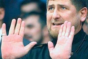 Кадиров назвав жартом своє відео з Касьяновим на прицілі