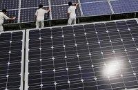 Рада снизила тариф для крупной солнечной электрогенерации