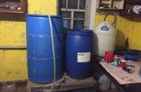 Подпольный водочный цех ликвидирован в Кропивницком