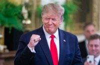 На посту президента Трамп втратив 119 позицій у рейтингу Forbes