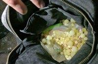 В Ровенской области правоохранители изъяли наркотиков на 1,5 млн гривен и 80 кг янтаря