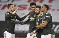 """""""Манчестер Юнайтед"""" продлил свою фантастическую рекордную серию в Английской Премьер-лиге"""