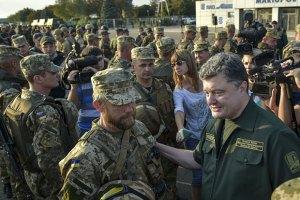 Украина потратила на АТО 63 млрд грн