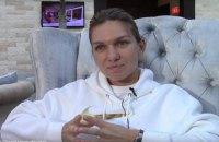 Экс-первая ракетка женского тенниса подхватила челлендж с туалетной бумагой