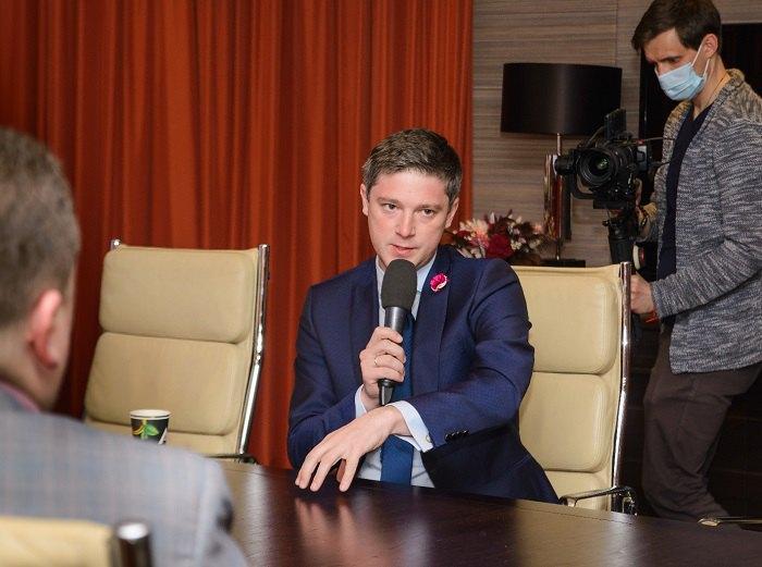Вице-президент Ассоциации отелей и курортов Украины Алексей Волошин