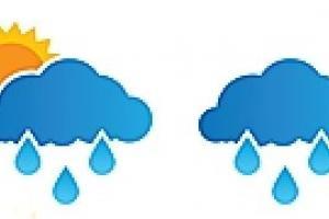 В Украине ожидается достаточно теплая погода