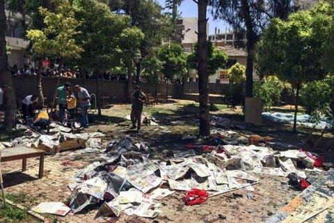 При взрыве в турецком городе Суруч погибли 27 человек (обновлено)