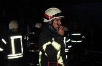 Ночью в Киеве горел Минский рынок