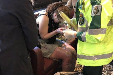 """""""Ісламська держава"""" взяла відповідальність за вибух у метро Лондона"""