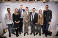 Братья Кличко получили в Давосе спецнаграду за успешное продвижение положительного образа Украины в мире