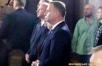 Дуда взяв участь у месі в Луцьку