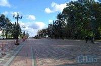 Площадь перед Верховной Радой перекрыли из-за сообщения о минировании