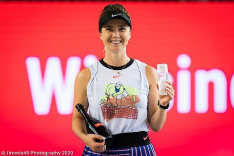 Свитолина отказалась играть на US Open