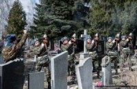 Через год на киевских кладбищах свободных  мест не останется