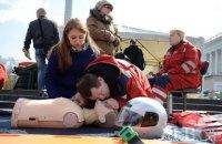 Геннадій Друзенко: запровадження обов'язкових тренінгів з домедичної допомоги врятувало б багато життів