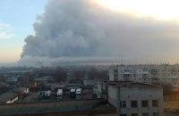 """""""Украэрорух"""" закрыл воздушное пространство над Балаклеей"""