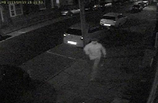 Предполагаемый убийца Мохаммеда Салима. Источник: полиция графства Уэст-Милдендс