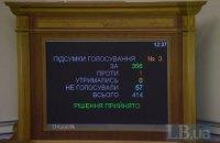 Мін'юст: закони від 16 січня втратили чинність