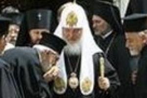 Патриарх Кирилл сегодня совершит богослужение в Корецком монастыре
