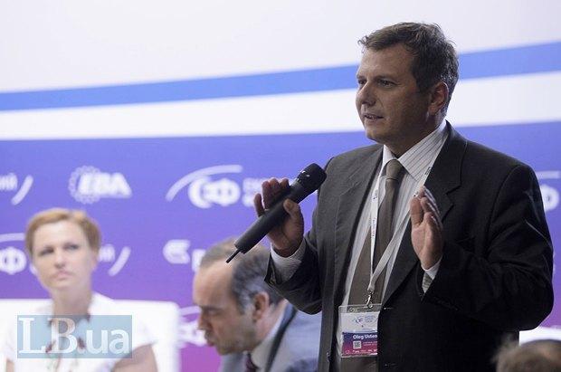 Олег Устенко, исполнительный директор Международного фонда Блейзера