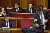 Не ділом, а словом: як українські депутати спілкуються з членами Уряду